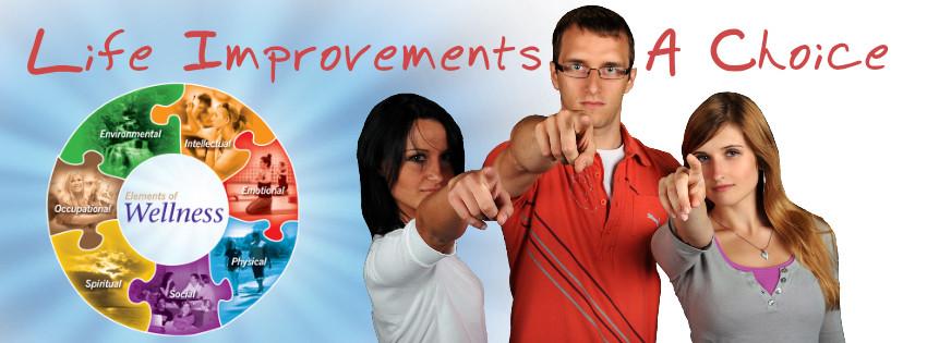 Life Improvements -A Choice