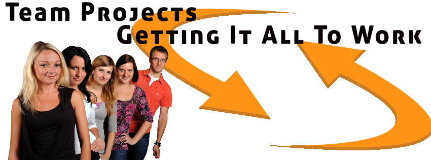 Team Projects – Getting It All To Work