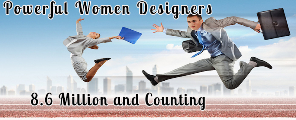 Powerful Women Designers