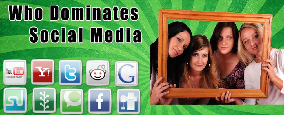 Who Dominates Social Media