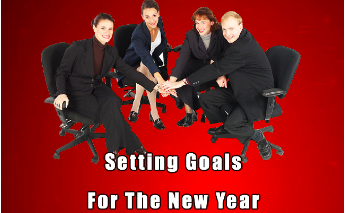 Setting Goals For The New Year